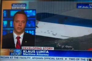 CNN screen shot sewol ferry